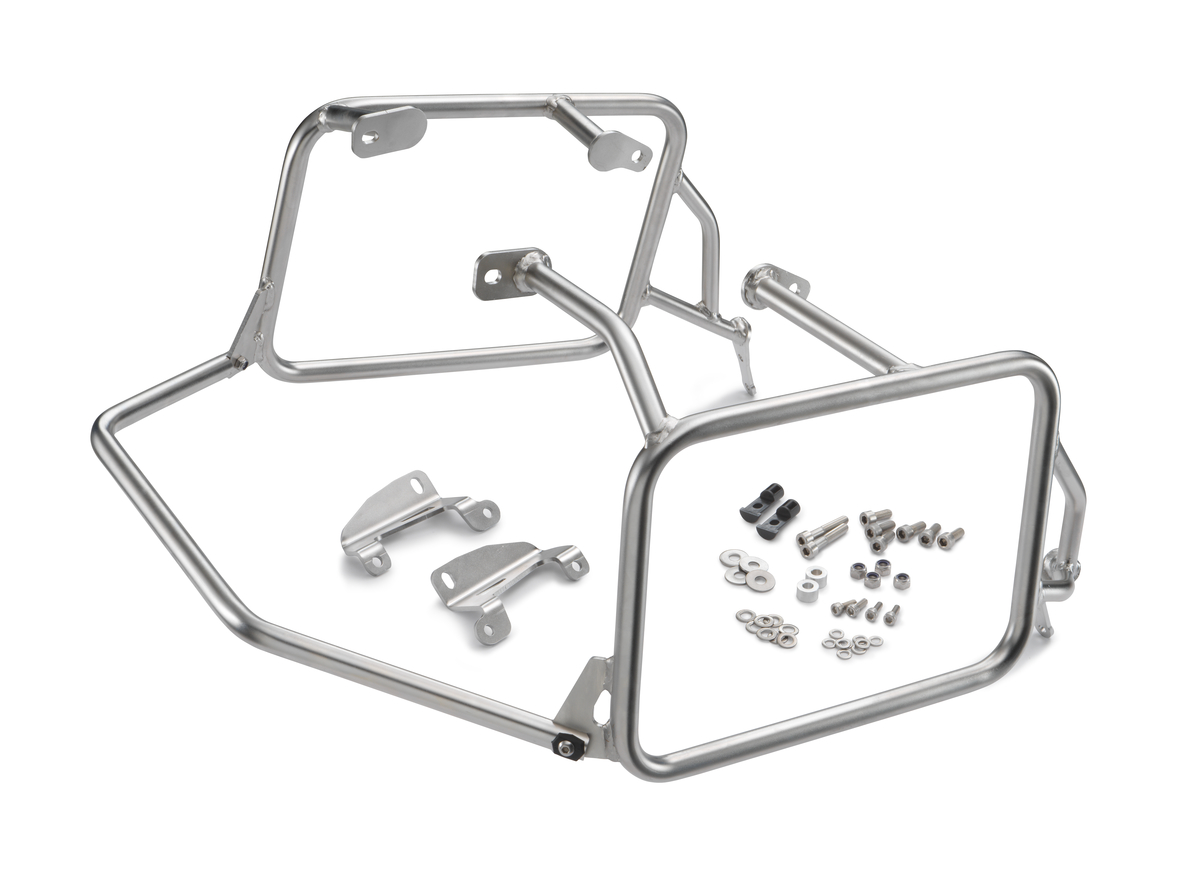AOMC.mx: KTM Side Case Carrier 790 Adventure