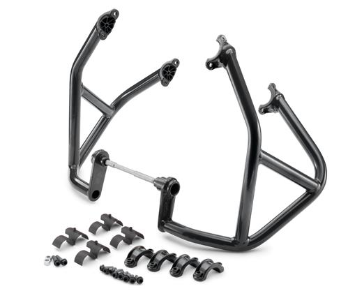AOMC.mx: KTM Crash Bars (Black) 690 Duke 16-18