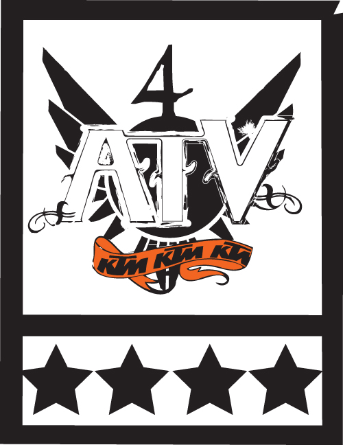 2009 KTM 525 XC ATV: AOMC.mx