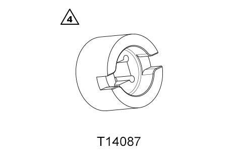 AOMC.mx: KTM Preload Adjusting Socket