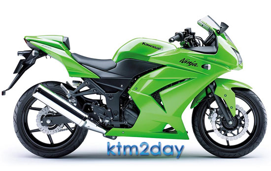 Kawasaki finally launches the Ninja 250R in Nepal | ktm2day.com