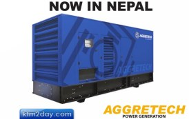 Aggretech Generators launched in Nepal