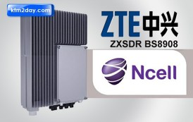 ZTE  installs 1,000th base station for Ncell in Nepal