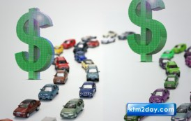 Auto sales fall on higher dollar, excise duty
