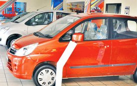 Auto sales growing faster in rural areas