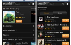 Amazon's MP3 Web Store Busts Apple's Monopoly on Music Sales