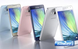 Samsung launches Galaxy A5 and A3 in Nepali market