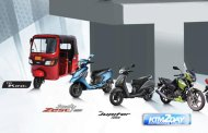 TVS launches new bikes and scooters in Nepali market