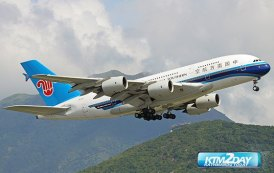 Chinese Airlines resumes flights to Kathmandu