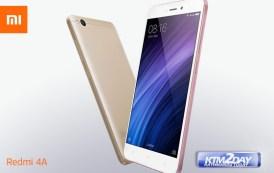 Xiaomi Redmi 4A - cheap 4G smartphone launched