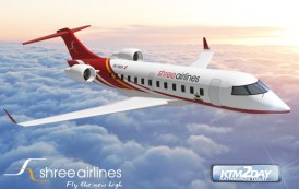 Shree Airlines welcomes its third Bombardier