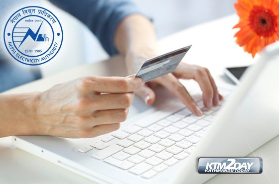 Nepal Electricity Authority introduce online bill payment system