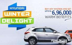 Hyundai offers cash discount on winter scheme