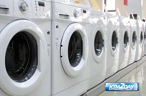 Washing Machines sales skyrocket in Nepali market