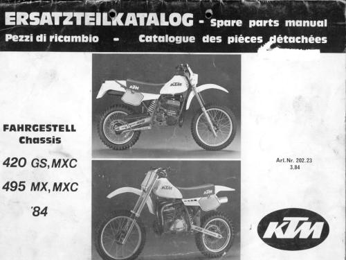 small resolution of ktm parts manual