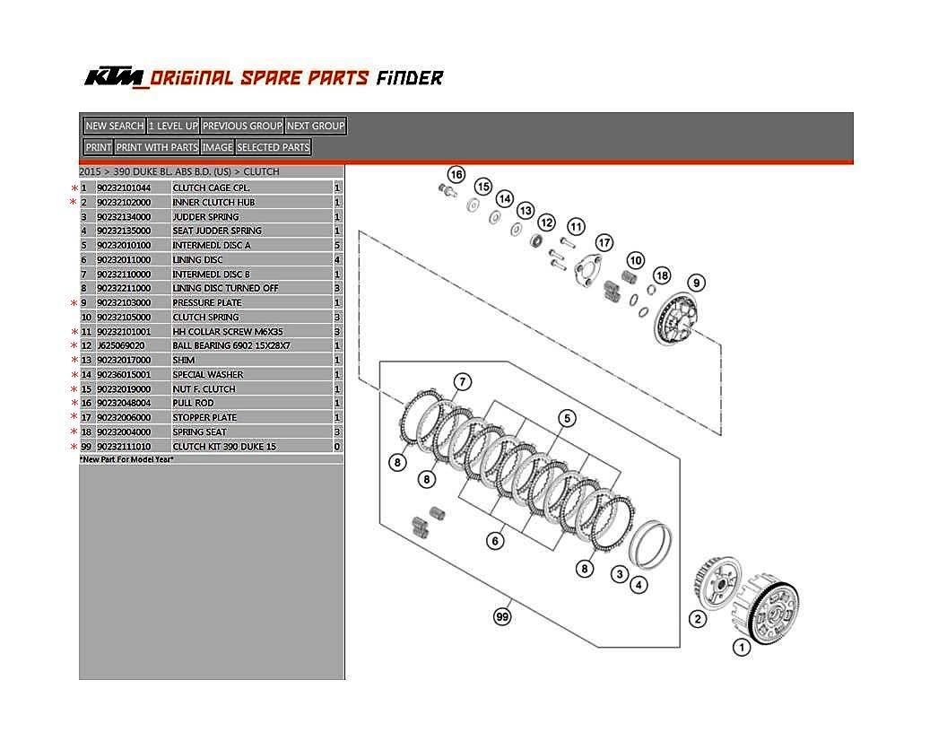 hight resolution of ktm clutch diagram wiring diagram centre ktm clutch diagram