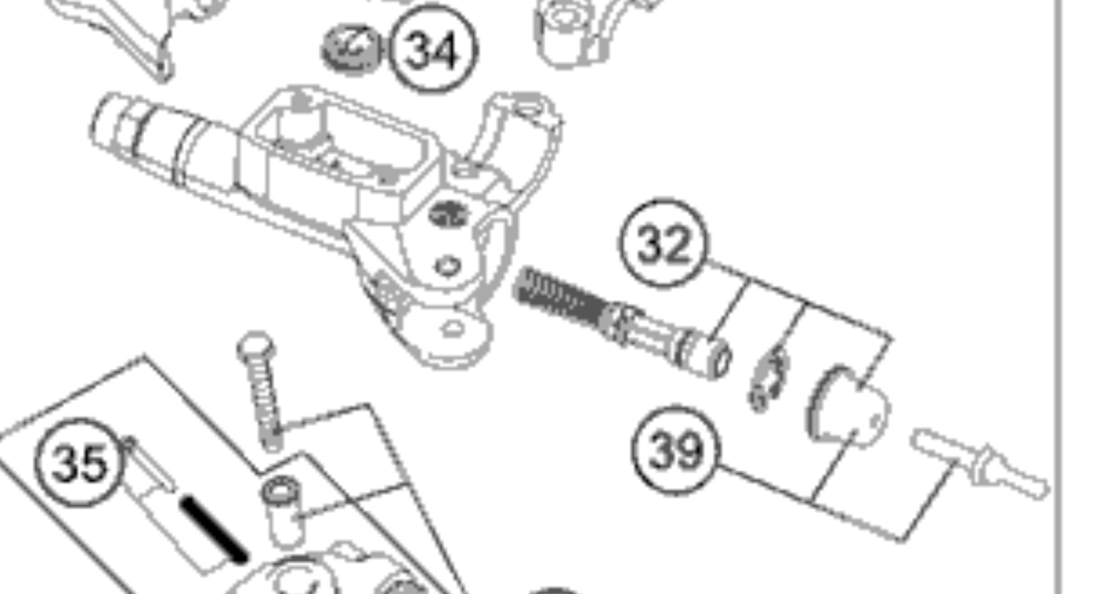 medium resolution of ktm hydraulic clutch diagram