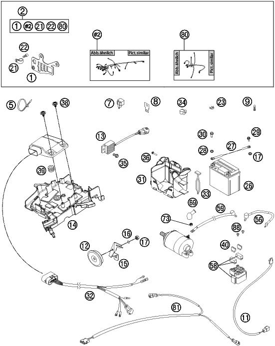 2012 Ktm 300 Wiring Diagram