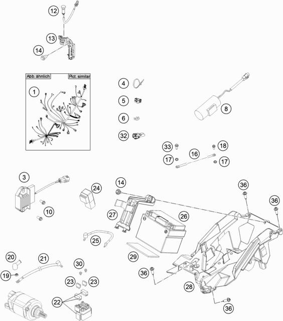Ktm 2 Stroke Wiring Diagram