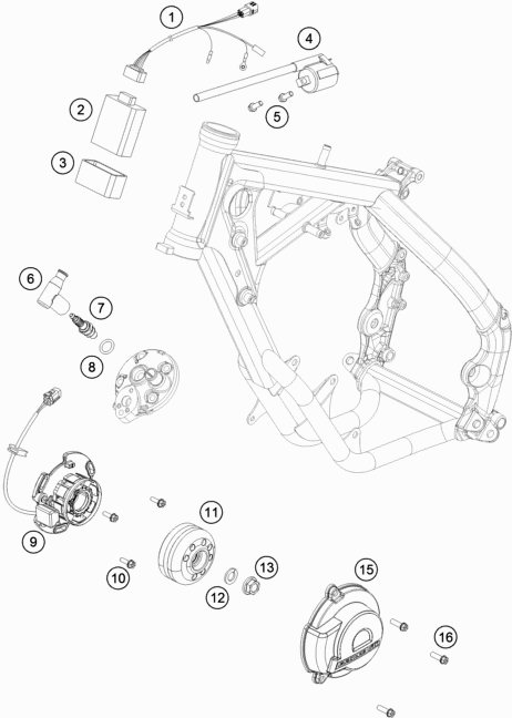 with a cdi box wiring diagram for ktm 200
