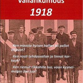 Uusi kirja 1918 vallankumouksesta ja luokkasodasta