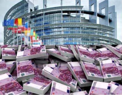 EU:n elvytyspaketti – työläisille miljardien eurojen lasku