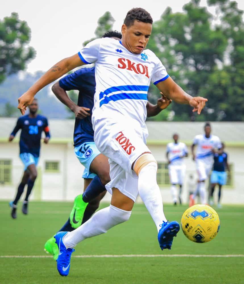Rayon Sports Beat Amagaju to Reclaim Top Spot – KT PRESS