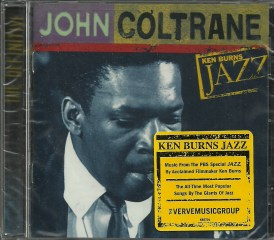 A John Coltrane CD for my birthday