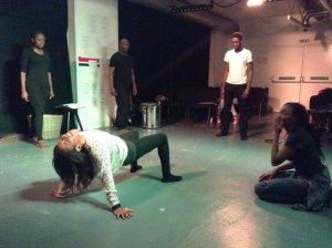 Rosemary Ajayi - Open Rehearsals v2