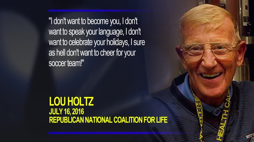 Lou Holtz to visit Borderland_31413465-159532