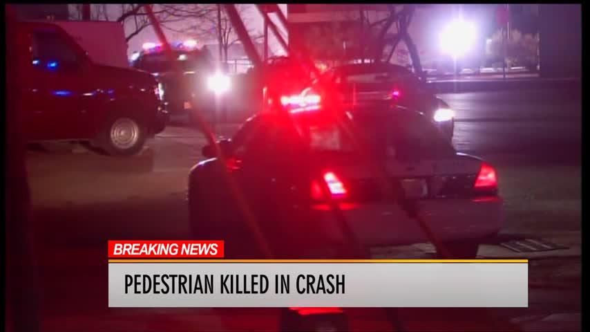 Pedestrian Run Over- Killed in Crash_94532226