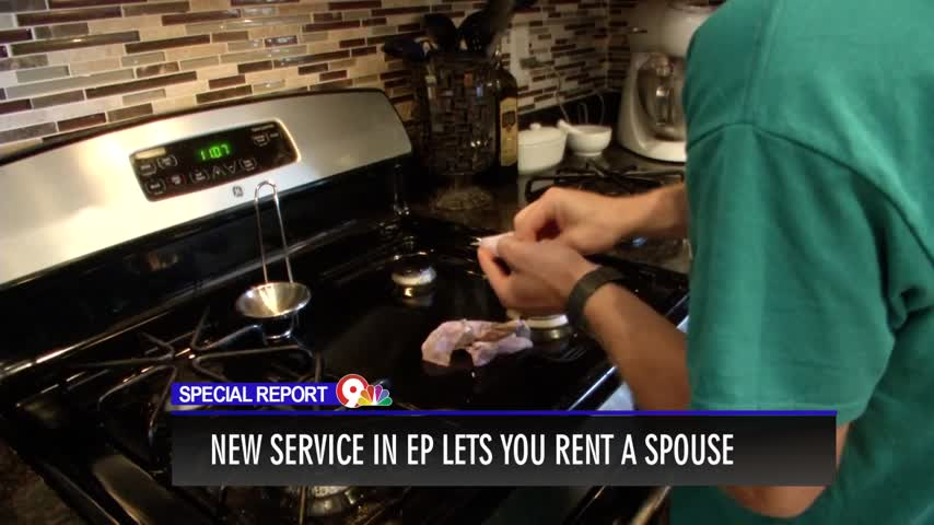 Rent A Spouse With New Service in the Sun City_33381048