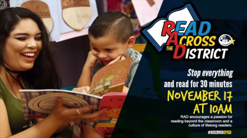 EPISD Education Minute- Read Across the District_60476385