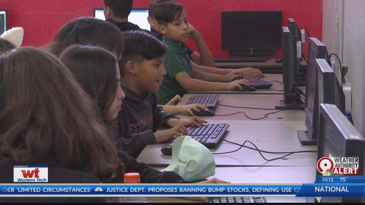 Boys and Girls Club helps local children develop academic, athletic skills