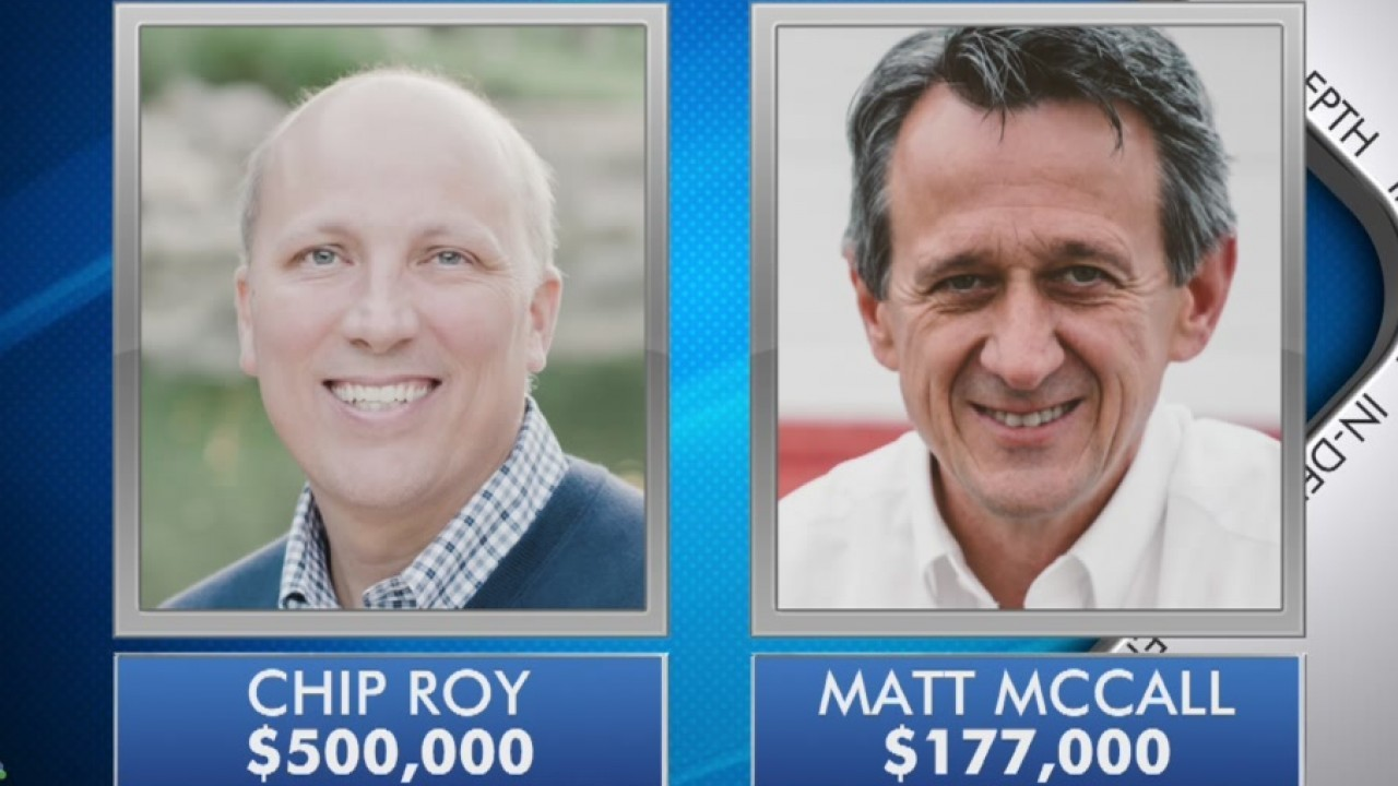 Chip Roy and Matt McCall