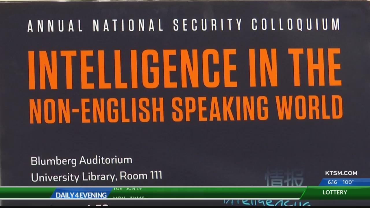 UTEP kicks off annual National Security Colloquium