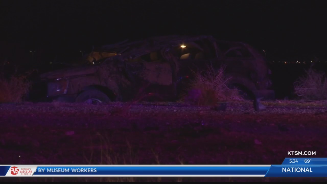 Deadly Northeast El Paso Crash Kills One, injures Two
