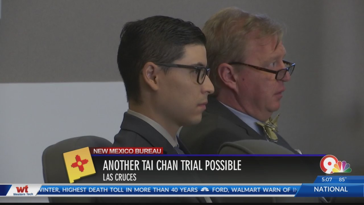 LC District Attorney to pursue third Tai Chan trial