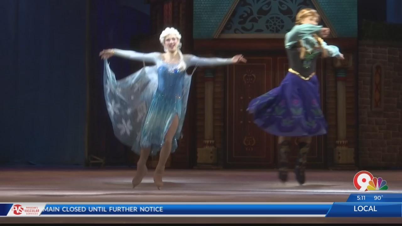 Disney on Ice comes to El Paso