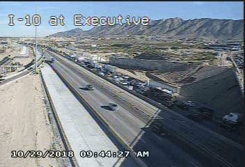 TRAFFIC ALERT: I-10 closed in both directions due to downed line