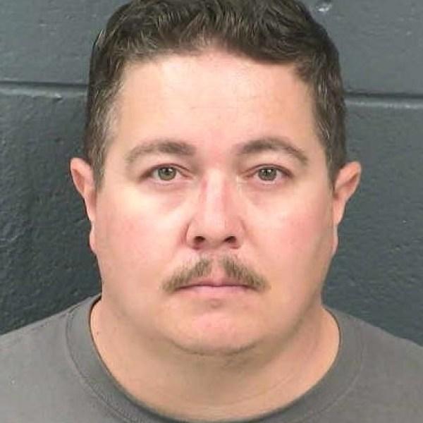 Kevin Mickle Arrest mug