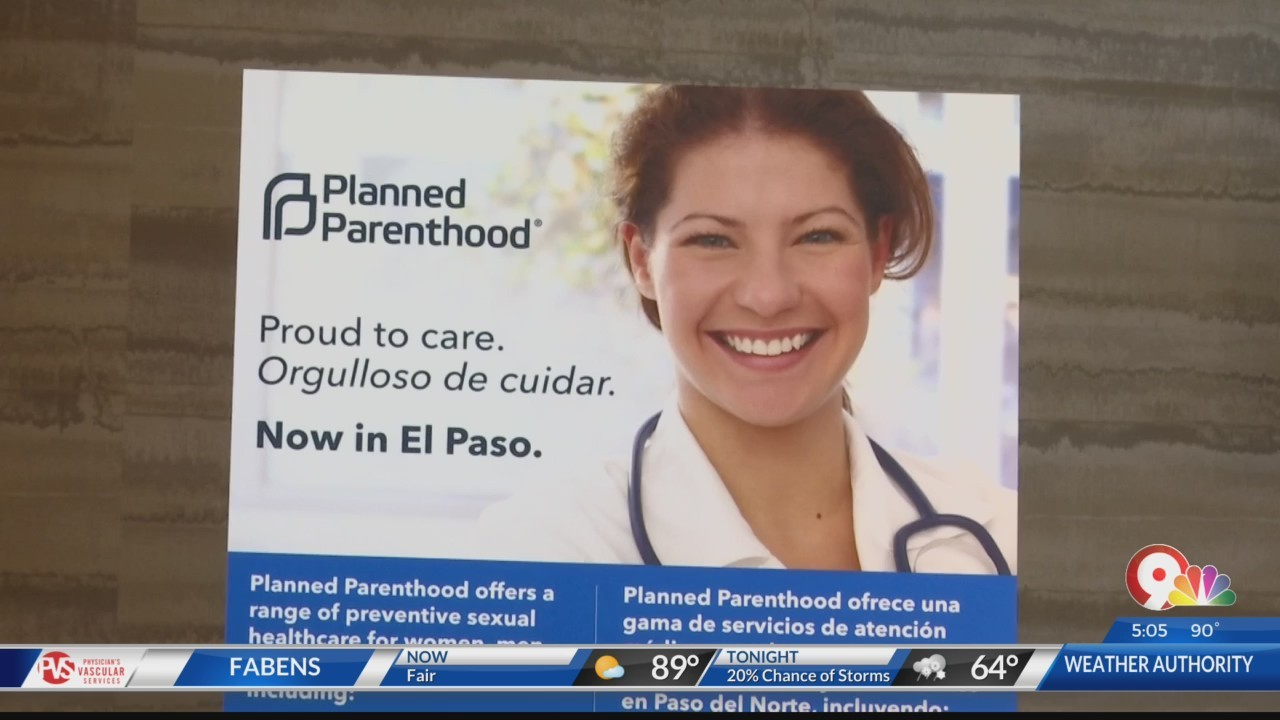 Planned Parenthood returns to El Paso