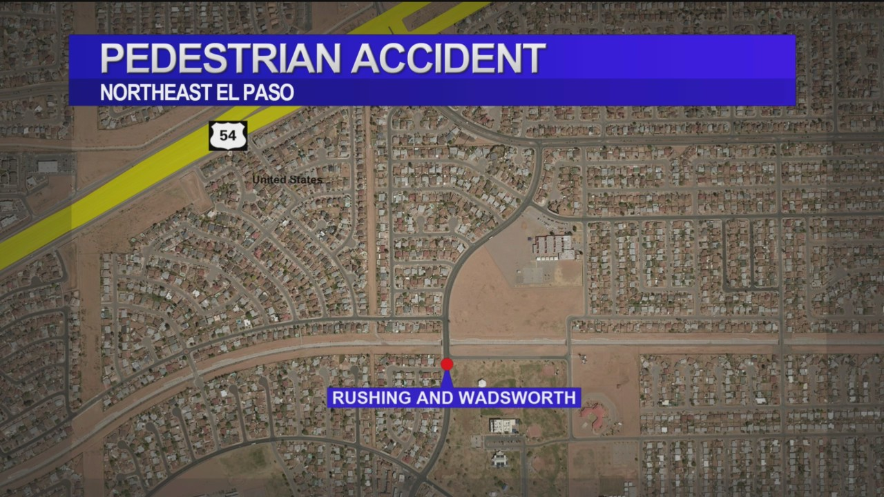 One person killed in Northeast El Paso accident near