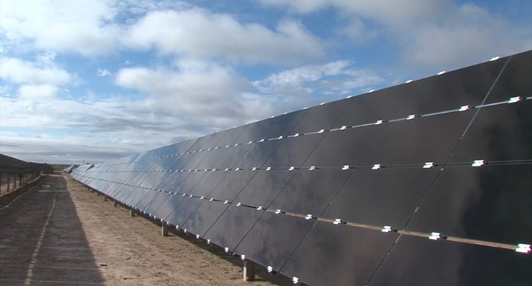 Holloman Atlas Solar Array