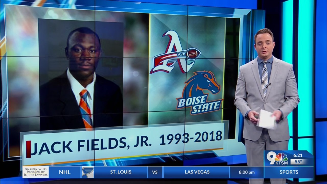 A look back at Jack Fields