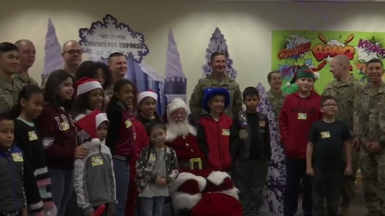 El Paso families of fallen military heroes receive free trips to Disney World