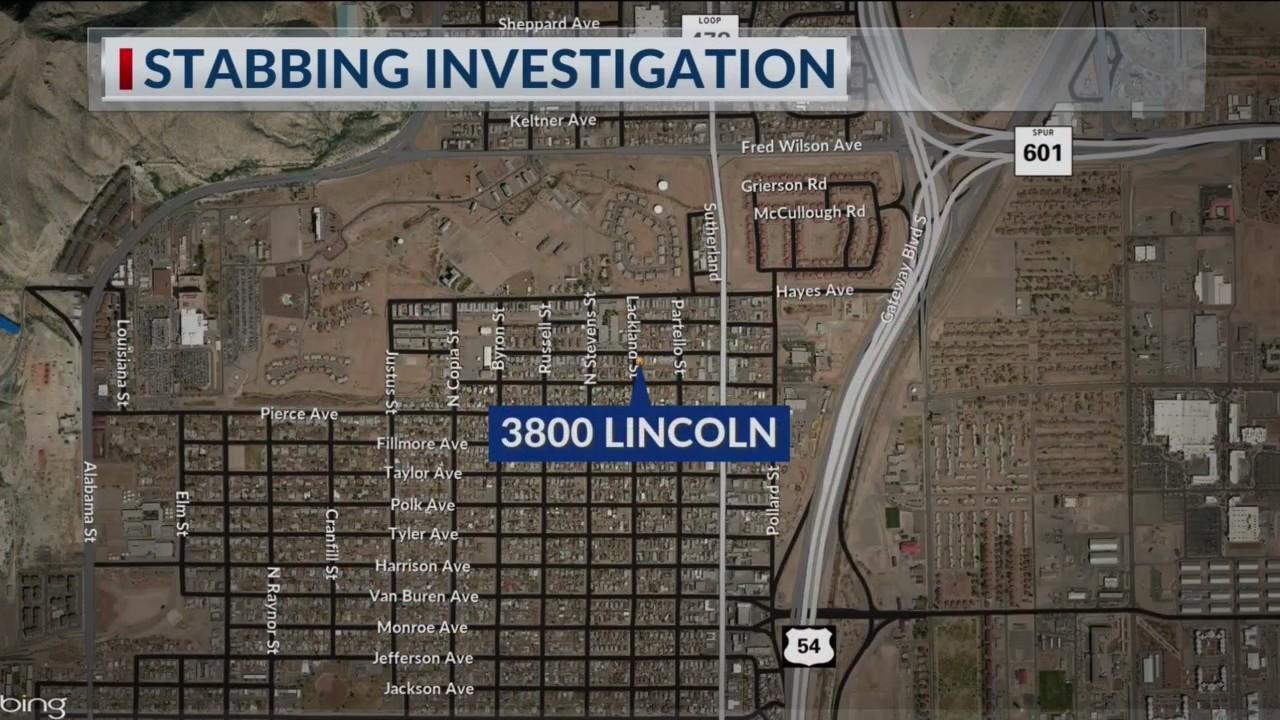 Man injured in Central El Paso stabbing, suspect arrested
