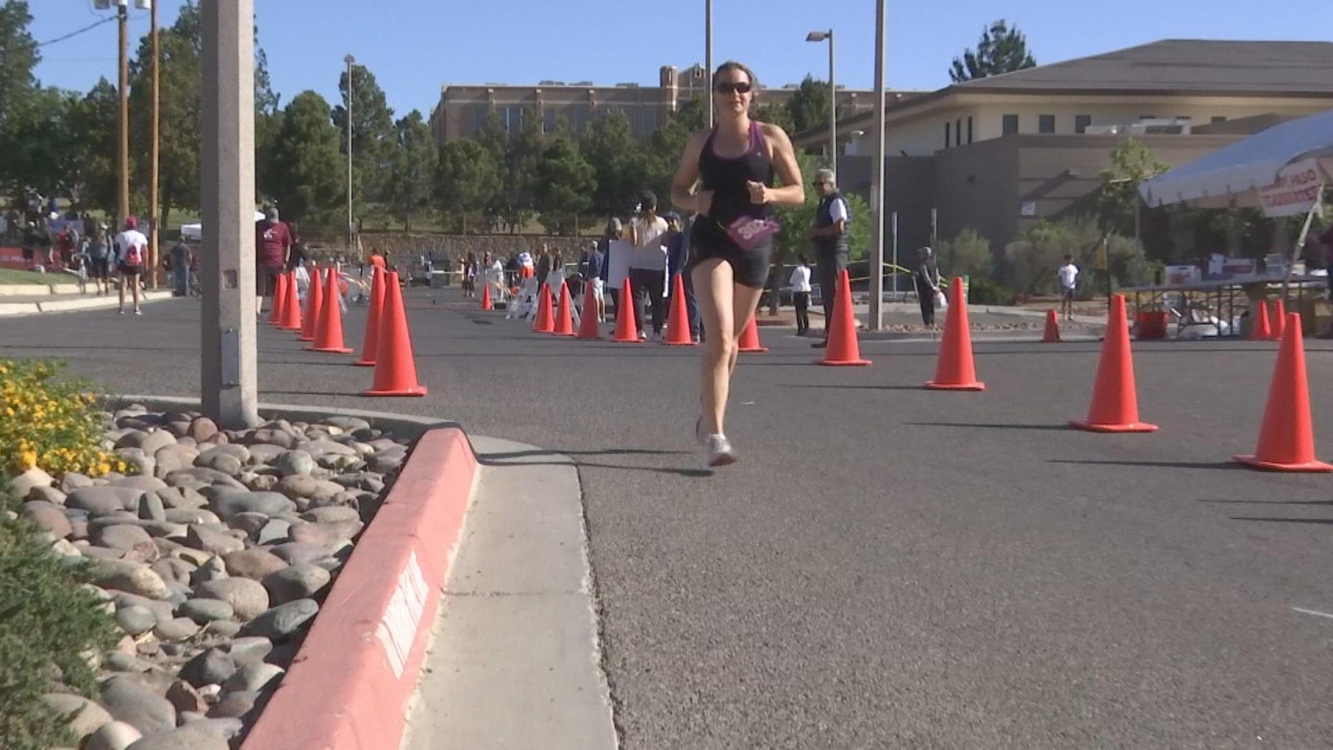 Borderland women push their limits in Mighty Mujer Triathlon