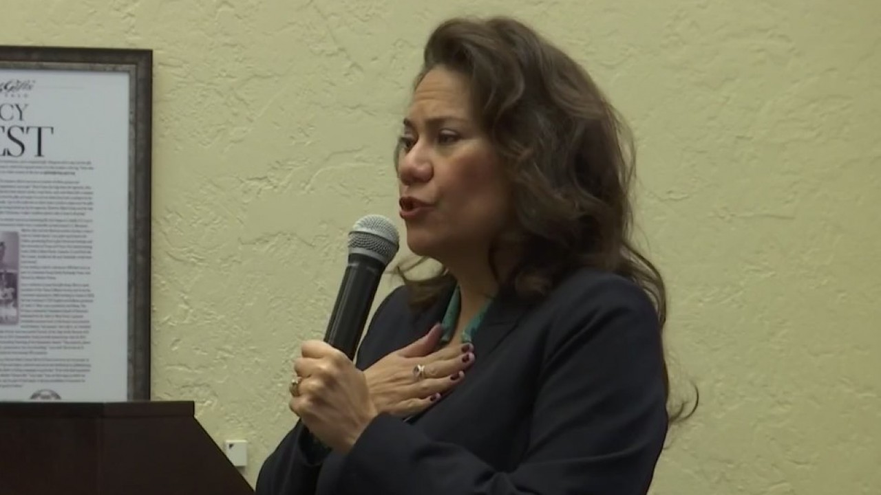 Congresswoman Veronica Escobar hosts first town hall meeting