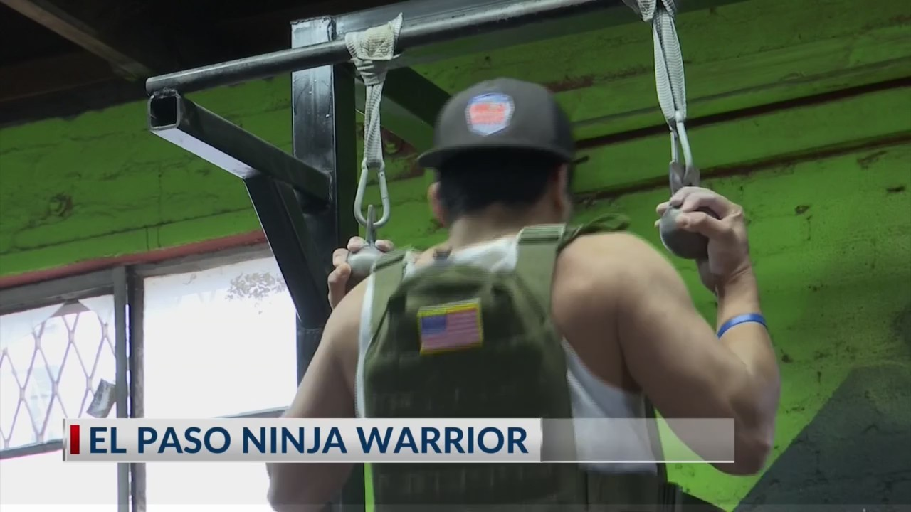 El Paso Ninja Warrior prepares for National Show